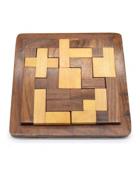 Piece-It-Together Wood Game-Large